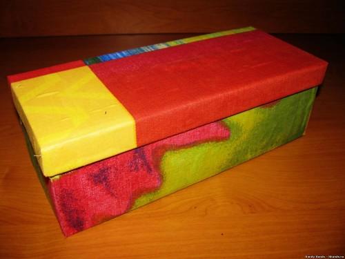 Красивые коробочки