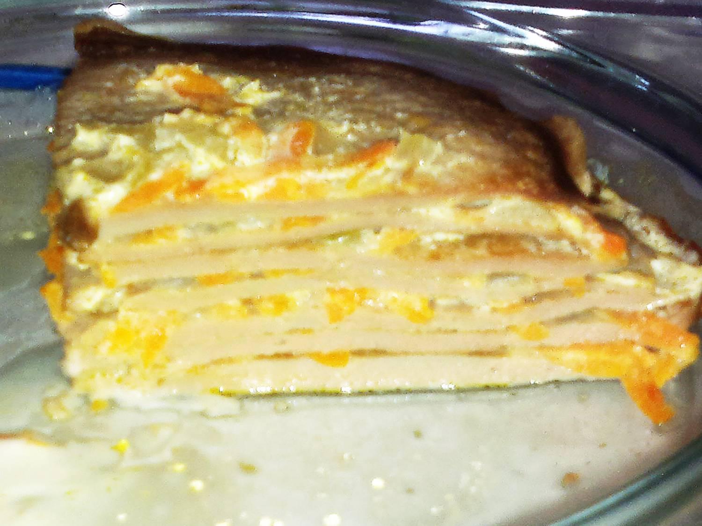 Печеночный торт для детей