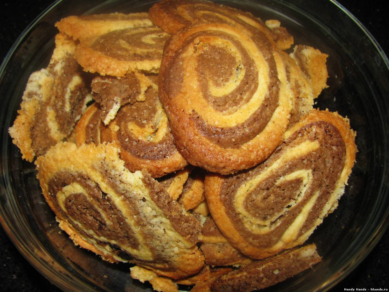 Печенье Зебра