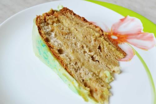 Торт с соком