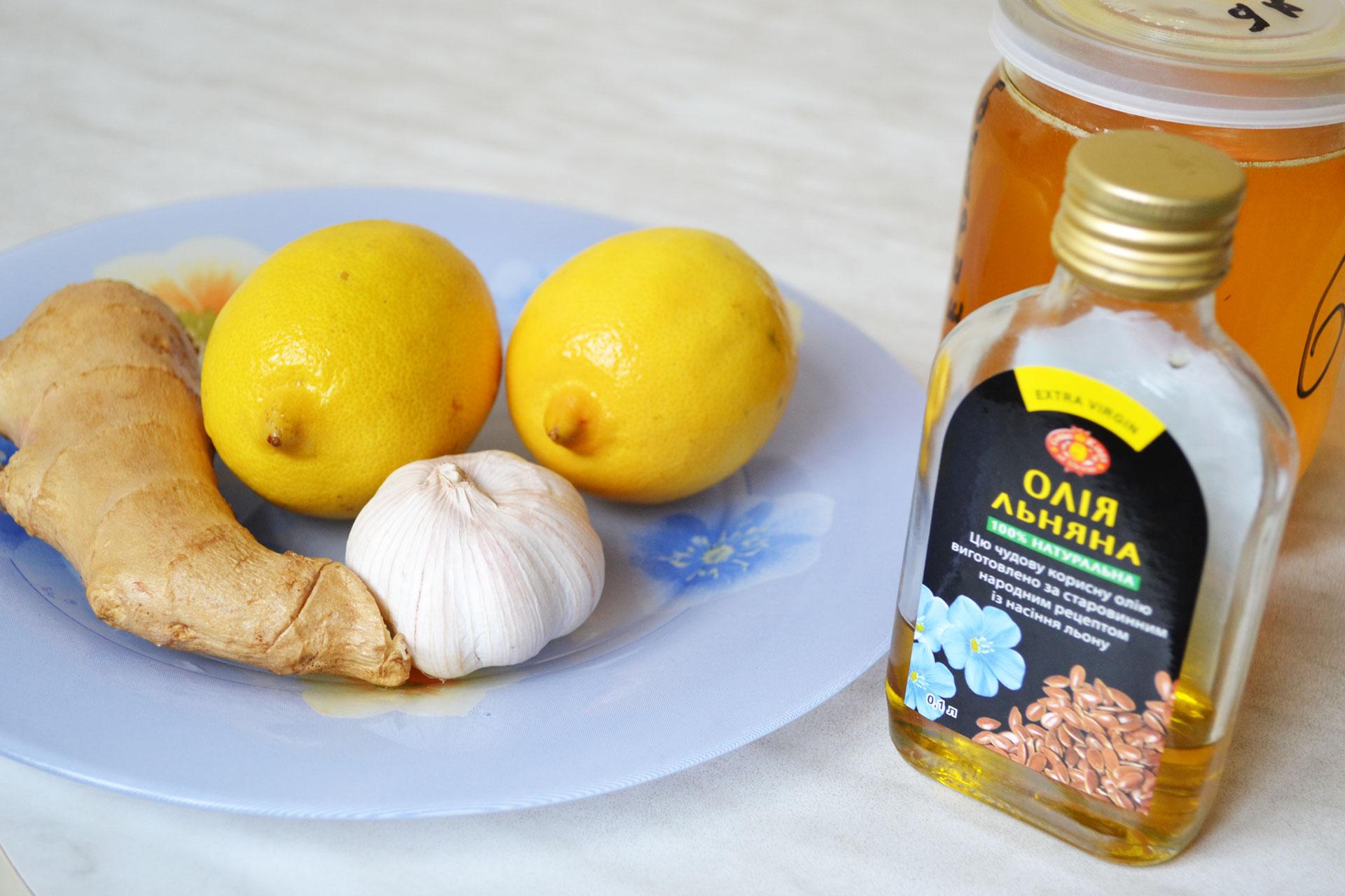 Витаминная смесь для здоровья - 1 ложка натощак
